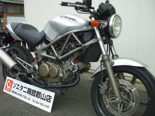 ホンダ VTR250の画像(福島県