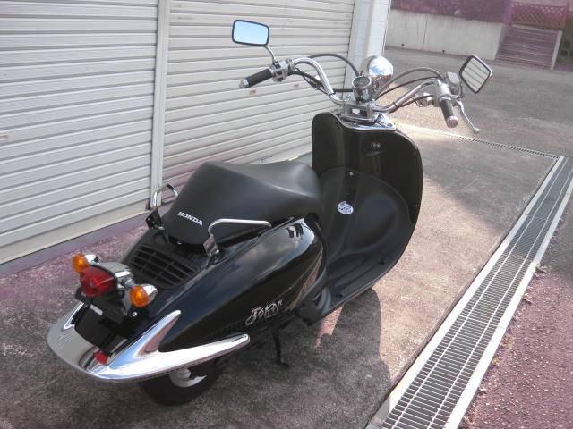 ホンダ ジョーカー50の画像(福島県