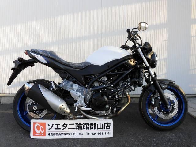 スズキ SV650の画像(福島県