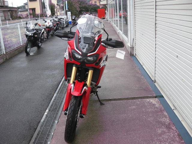 ホンダ CRF1000L Africa Twinの画像(福島県
