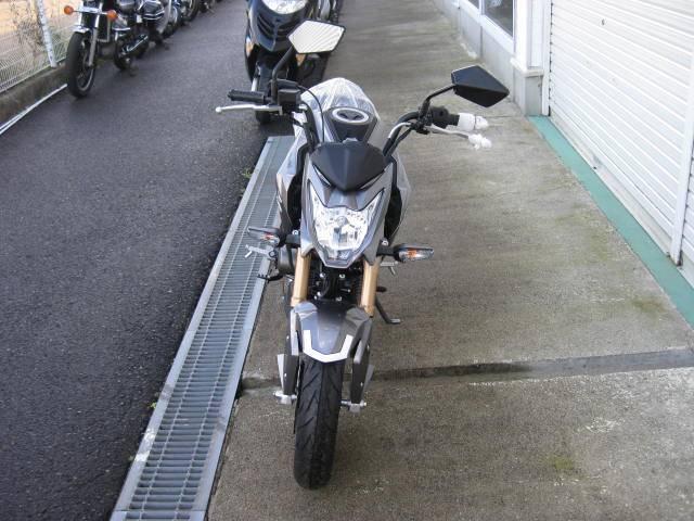 カワサキ Z125PROの画像(福島県
