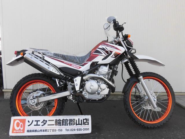 ヤマハ セロー250の画像(福島県