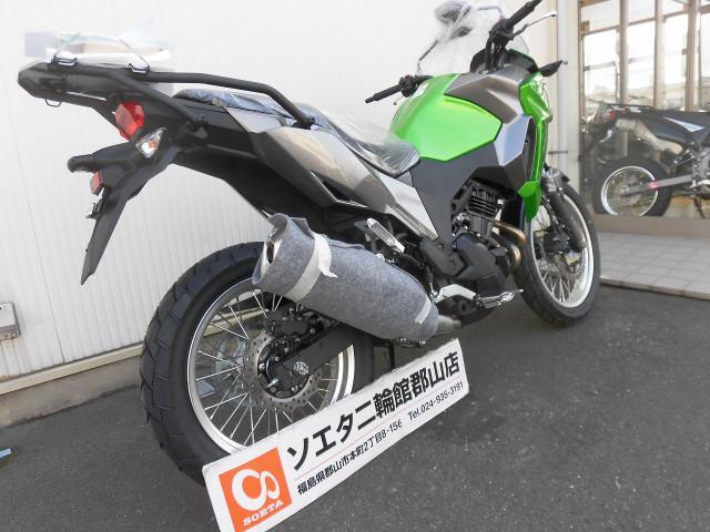 カワサキ VERSYS-X 250 ABSの画像(福島県