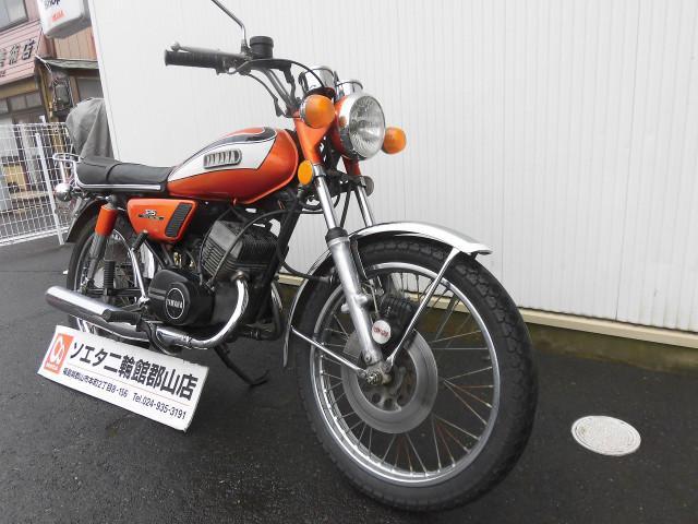 ヤマハ RD125の画像(福島県