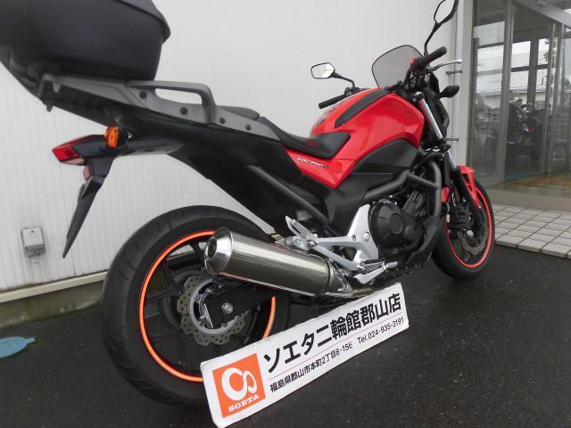 ホンダ NC700Sの画像(福島県