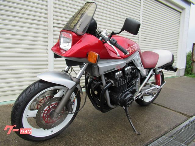 スズキ GSX1100S KATANAの画像(福島県