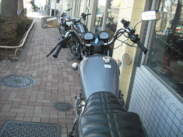 ヤマハ XJ650スペシャルの画像(東京都