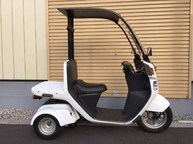 ジャイロキャノピー 4サイクル ミニカー仕様 デッキ