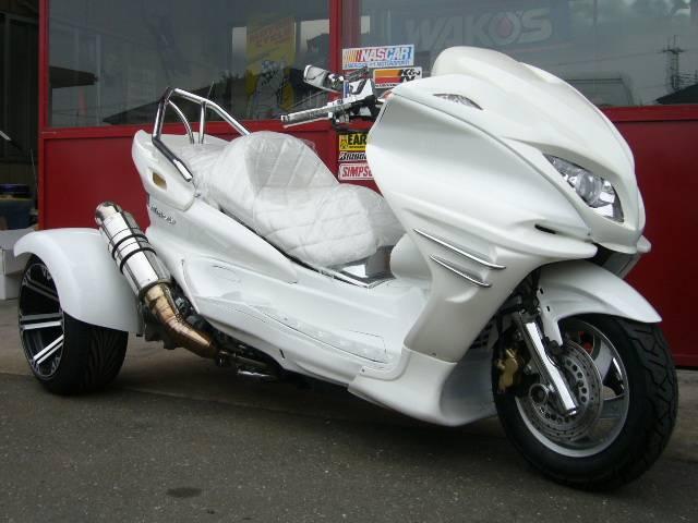 トライク トライク マジェスティC トライク 250ccの画像(埼玉県