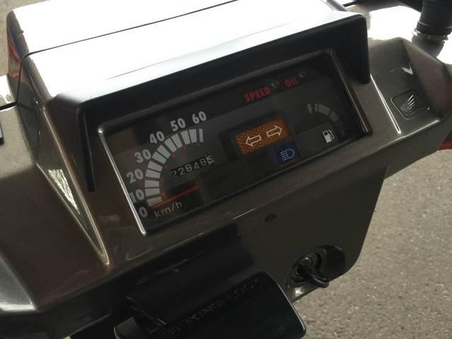 ホンダ ジャイロX トライク 側車付軽二輪の画像(埼玉県