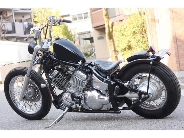 ヤマハ ドラッグスター400 JACKSTYLEの画像(神奈川県
