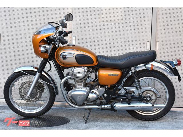 カワサキ W800 ゴールドレーサーの画像(神奈川県