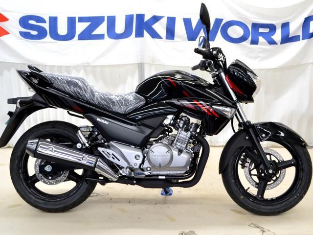 スズキ GSR250  ブラック 2017年モデルの画像(埼玉県