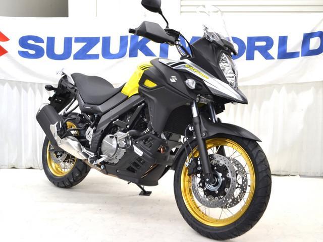 スズキ V-ストローム650XT ABS トラクションコントロール装備の画像(埼玉県