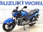 スズキ GSR250 2017年モデル ブルーの画像(埼玉県
