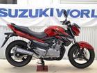 スズキ GSR250 赤黒 2017年モデルの画像(埼玉県