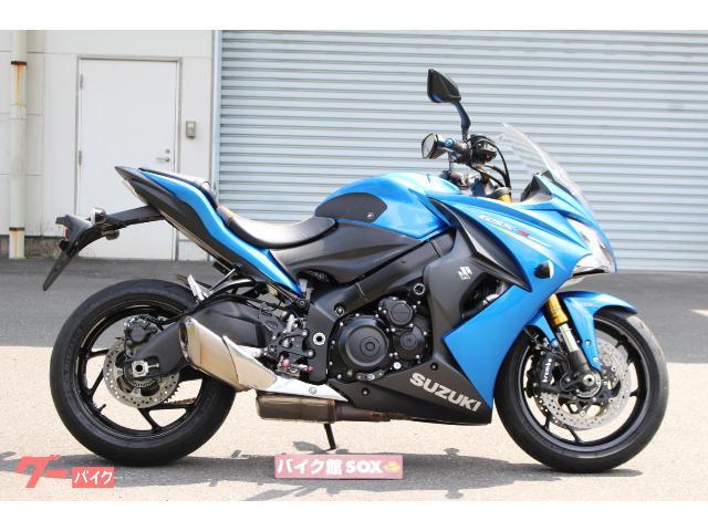 GSX−S1000F ABS フレームスライダー付