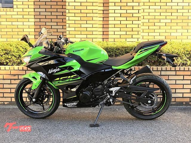 カワサキ Ninja 400 KRTの画像(千葉県