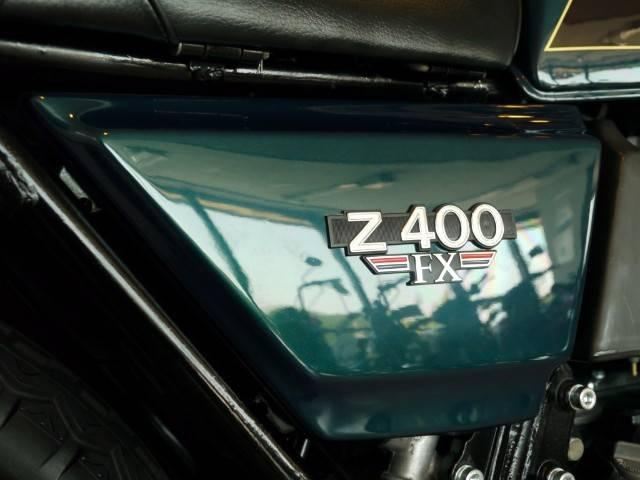 カワサキ Z400FX 最終型E4の画像(東京都