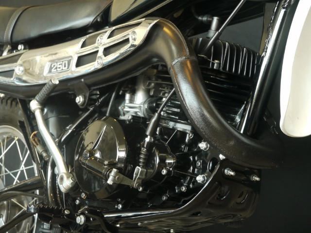 スズキ TS250 8型レストア車 グーバイク鑑定車の画像(東京都