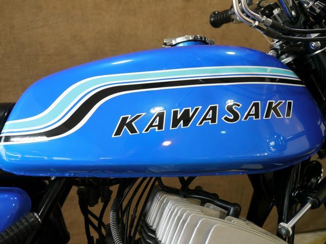 カワサキ 750SS H2フルレストア車の画像(東京都