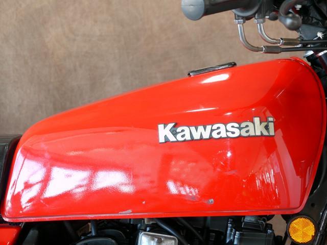 カワサキ Z550FX Z550GP 58馬力の画像(東京都