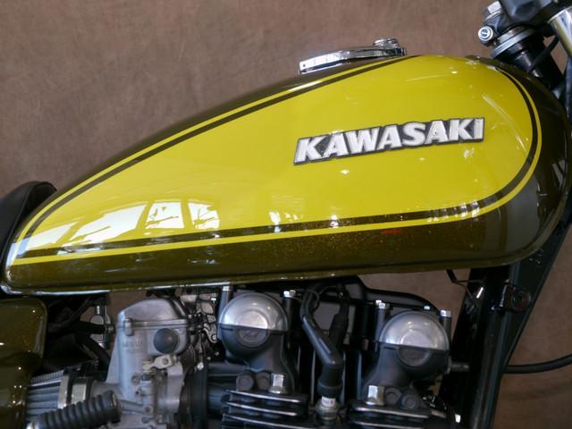 カワサキ KZ1000 Z1ルック イエローボールの画像(東京都