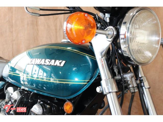 カワサキ Z-II Z750Four A4 フルノーマルの画像(東京都