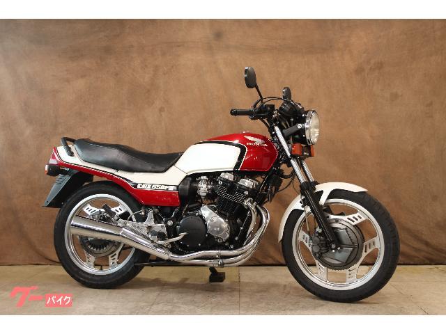 CBX550F ITALIAモデル MARVINGマフラー オリジナルペイント