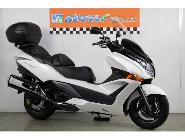 ホンダ シルバーウイングGT600 ABS スポーツグリップヒーター GIVIボックスの画像(東京都