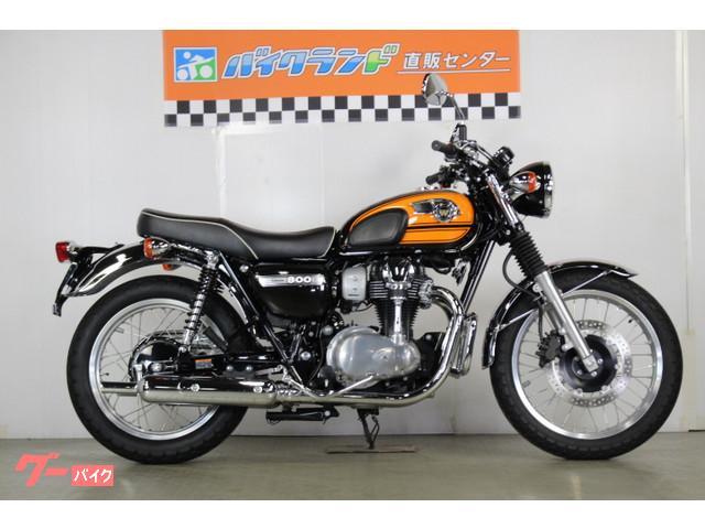 カワサキ W800 ファイナルエディション USB電源の画像(東京都