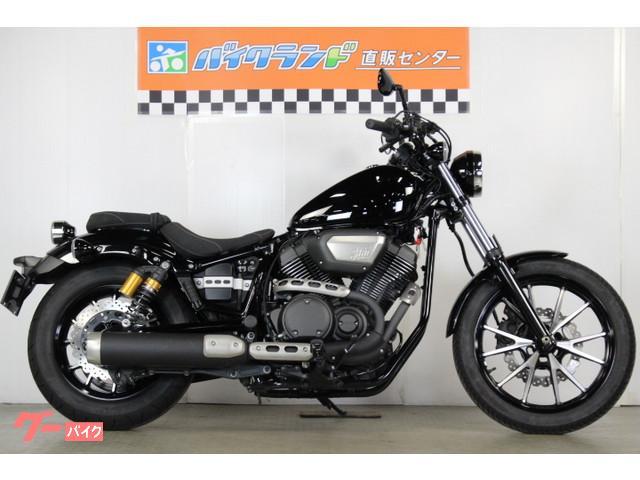 ヤマハ BOLT 950R アクセサリーバーUSB 一体型ETCの画像(東京都