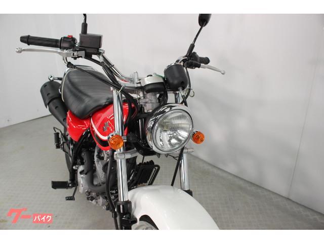 スズキ バンバン200 インジェクションモデル ノーマルの画像(東京都