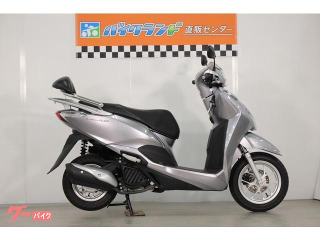 ホンダ リード125 アイドリングストップ機能 バックレスト アクセサリー電源の画像(東京都
