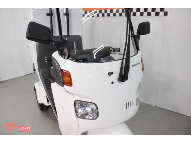 ホンダ ジャイロキャノピー インジェクションモデル インナーラック リアボックスの画像(東京都