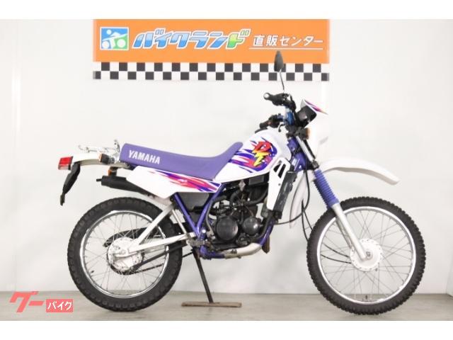 ヤマハ DT50 社外ハンドル リアキャリアの画像(東京都