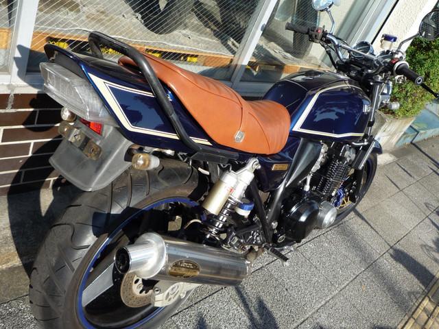 カワサキ ZRX400-II カスタムの画像(神奈川県