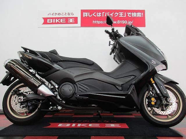 ヤマハ TMAX530 IRON MAX LEDヘッドライト ショートスクリーンの画像(奈良県