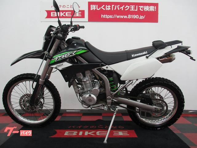 カワサキ KLX250 インジェクション・スペアキー・フェンダーレスの画像(奈良県