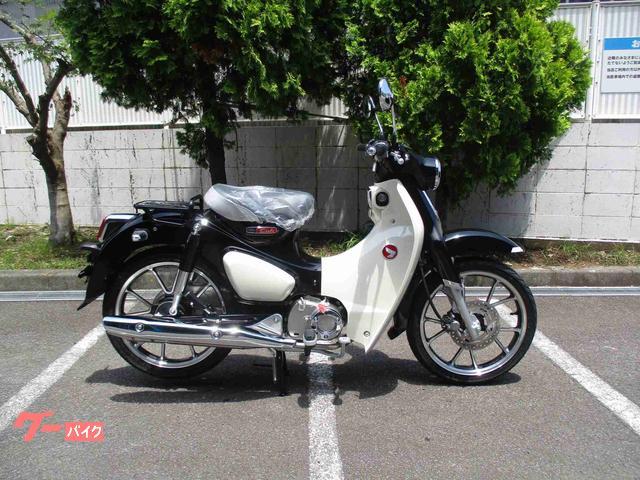 スーパーカブC125