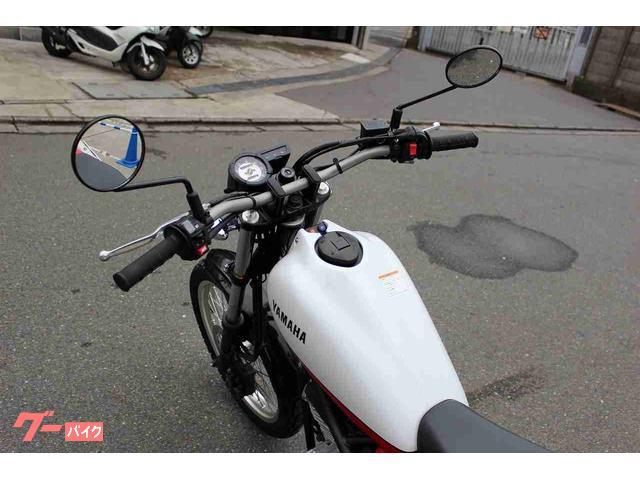 ヤマハ トリッカー TY-S外装の画像(神奈川県