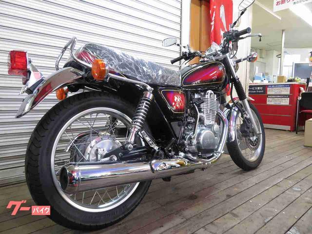 ヤマハ SR400 サンバースト外装の画像(神奈川県