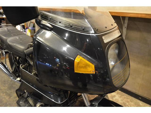 BMW R100RS 限定車 クラシカルブラック メッキキャブの画像(北海道