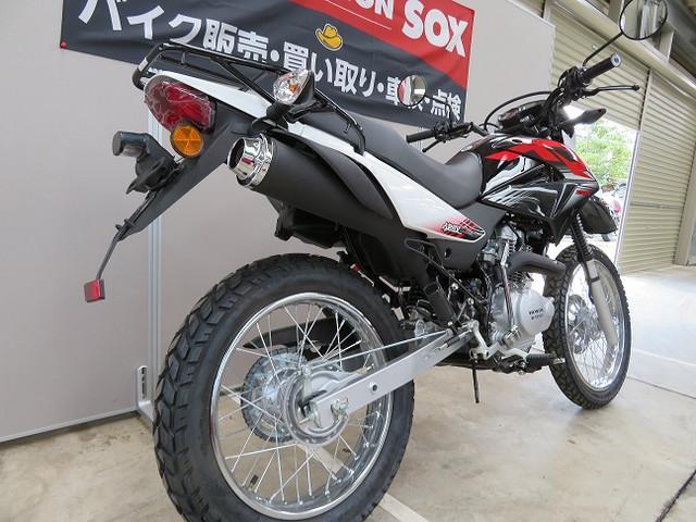 ホンダ XR150L 輸入新車の画像(群馬県