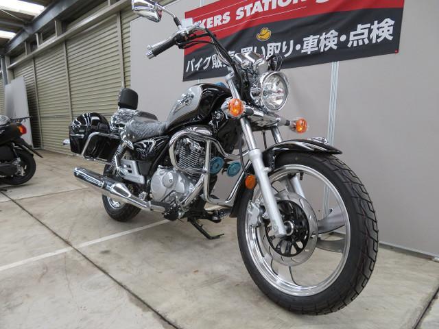 スズキ GZ150-Aの画像(群馬県