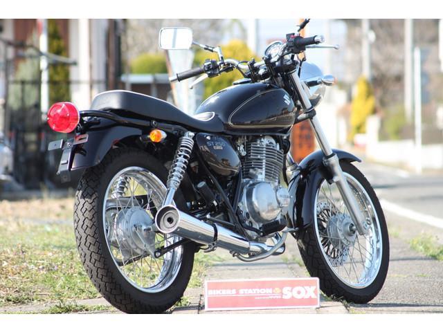 スズキ ST250 Eタイプの画像(群馬県