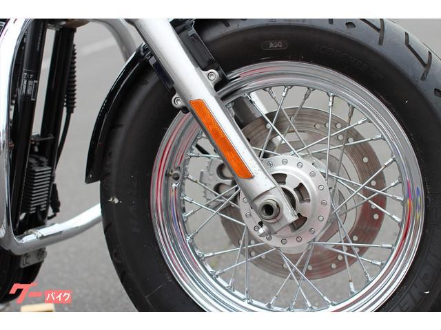 HARLEY-DAVIDSON XL1200C カスタム エンジンガード装着の画像(茨城県