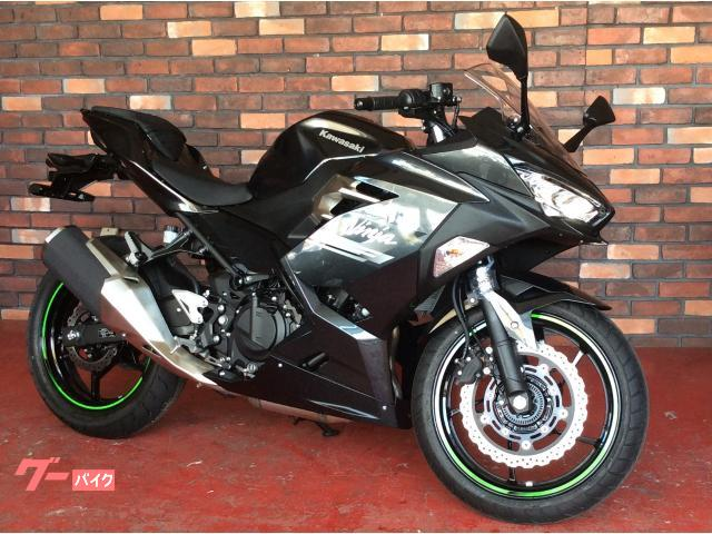 Ninja 250 2021年 国内正規モデル 新車