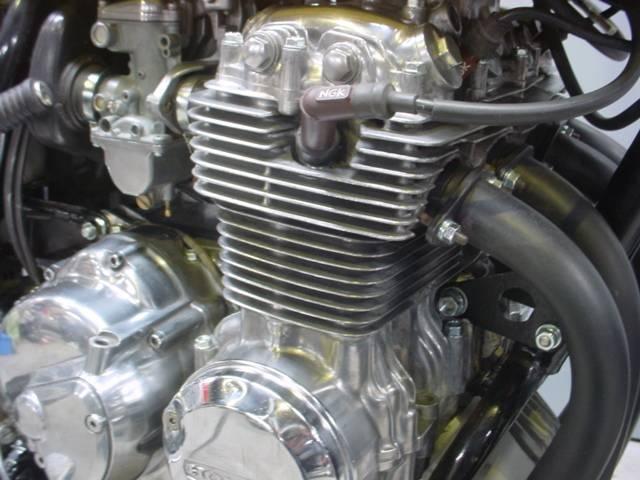ホンダ CB400F 398cc登録車の画像(東京都
