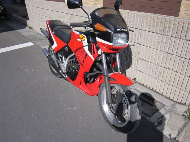 ホンダ MVX250F フルオリジナルの画像(東京都